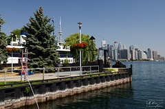 Center Island Port (tony27502) Tags: toronto canada skyline island nikon center 1755mmf28 d7000