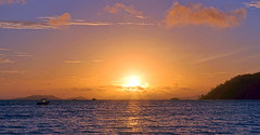 Sunrise On Praslin (david.gill12) Tags: sunrise seychelles praslin