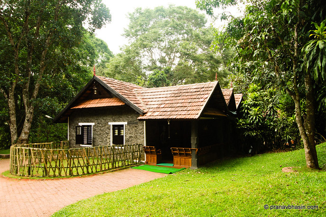 The Solitary Cottage, Periyar Tiger Reserve, Thekkady