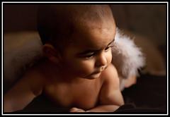 UN DULCE ANGELITO (almudena.fidalgo) Tags: angel bebe dulce