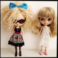 Zoélie et Margo