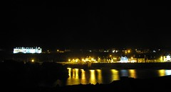 Portpatrick Harbour at night (Jani Helle) Tags: night scotland portpatrick dumfriesandgalloway portphdraig september2011