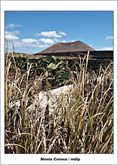 Gran Canaria Lanzarote / Monte Corona volcano (mdlphotography) Tags: island volcano spain holidays view july lanzarote espana vista volcanic isla vacaciones canaria 2012 mdlp montecorona 609m