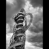Helter skelter (martinfowlie) Tags: sculpture london tower metal olympics kapoor anish olympicpark thebeatles helterskelter london2012 teamgb arcelormittalorbit