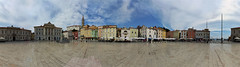 Tartini Square (Jumpin'Jack) Tags: panorama lens cityscape angle pano wide sigma 360 slovenia piran 8mm ultra stitched hdr rectilinear tartinisquare tartinijevtrg