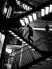 Upstairs... (Thomas Leuthard) Tags: streets four thomas candid streetphotography 85mm going best micro third streeter mft leuthard thomasleuthard olympuslightanddark wwwthomasleuthardcom