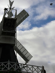 Szlmalom - Windmill (The Crow2) Tags: uk england london windmill panasonic wimbledon anglia dmcfz30 szlmalom thecrow2