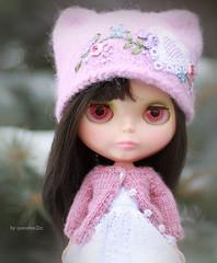 Winter's girl