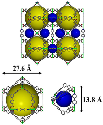 Nickel-Based Metal Organic Framework