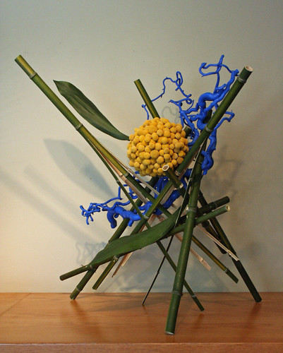 Ikebana International Exhibition 2014