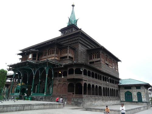 Khanqa Shah Hamdan Srinagar (2)