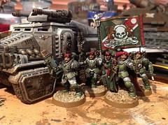 Militarum Tempestus (jontlaw) Tags: model games 40k workshop imperial warhammer 40000 gamesworkshop militarumtempestus