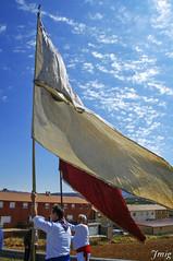 Ferreruela de Huerva013 (jmig1) Tags: nikon d70 bandera teruel baile ferrerueladehuerva