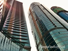 Blocks of Tower. (radi0head pix'el) Tags: city tower asian office photos south towers malaysia kuala kualalumpur kl unlimited bangsar asean offices lumpur apac officeblock officetowers kloffice unlimitedphotos bangsarsouth bangsarsouthcity kloffices