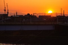 20160512-D7-DSC_0640.jpg (d3_plus) Tags: street sunset sea sky bicycle japan river cycling nikon scenery outdoor dusk daily telephoto ragnarok   tele streetphoto yokohama nikkor      dailyphoto  70210 thesedays pottering        70210mm   70210mmf4    70210mmf4af 702104  d700 kanagawapref  nikond700  aiafnikkor70210mmf4s 70210mmf4s