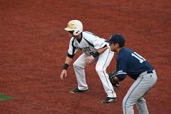 Baseball-vs-Old Dominion (G1), 5/6, Chris Crews, DSC_4708 (Niner Times) Tags: old baseball charlotte 49ers ncaa unc monarchs d1 dominion uncc cusa ninermedia