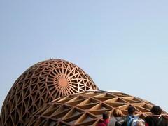 EXPO - Milano - Malaysia (lucy PA) Tags: texture architecture italia expo details fair event dettagli palazzo architettura forme malaisie fiere padigline
