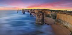 Scenic 12 Apostles (Kenny Teo (zoompict)) Tags: sunset 12apostles