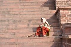 The Prayer (Tom Ma photo) Tags: portrait people woman india temple nikon sad indian prayer worry 24120 d810