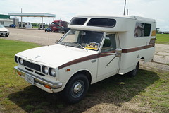 1974 Toyota HiLux Chinook Weekender RV (DVS1mn) Tags: 1974 toyota rv chinook 74 weekender hilux