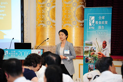Katrin Park Presenting at the 2016 Global Food Policy Report Launch in Beijing (IFPRI-IMAGES) Tags: poverty energy event health research conflict conference agriculture economic development climatechange sustainability policy nutrition deterioration governance spillage resilience spoilage malnutrition foodconsumption watermanagement foodwaste valuechains foodsecurity beijingfriendshiphotel smallholder landmanagement marketaccess ifpri soilfertility landdegradation soilcarbon foodloss handlingloss katrinpark