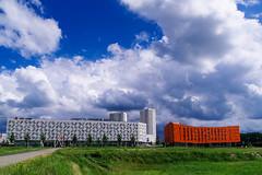 260616 Europapark Brander en de Stoker Hete Kolen Euroborg Stadion Noordlease-11 (Antoon's Foobar) Tags: groningen stadion fc architectuur europapark 1617 fcgroningen hetekolen