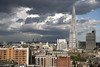 A View of the Shard (Tawny042) Tags: city sky urban london clouds nikon shard d80 lovelycity