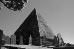 155-arklow-pyramid-03-06-16 (davidjferrie) Tags: ireland blackandwhite pyramid wicklow arklow 366 june16 project366 pyramidofarklow
