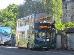 Xplore Dundee 7004 SP54CHJ City Rd, St Andrews on MD4 (1280x960) (dearingbuspix) Tags: schoolbus nationalexpress 7004 nationalexpressdundee sp54chj xploredundee