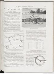 1906-03-18. Le Sport universel illustr. Targa Florio 175 (foot-passenger) Tags: lavieaugrandair 1906 bnf bibliothquenationaledefrance