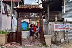 Alley (chooyutshing) Tags: lley kampungcina kualaterengganu terengganu malaysia