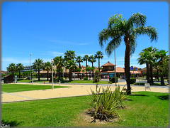 Islantilla (Huelva) (Spain) (sky_hlv) Tags: summer espaa praia beach andaluca spain holidays europa europe huelva playa verano atlanticocean lepe costadelaluz islantilla islacristina oceanoatlntico