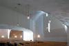 Chapel of St. Ignatius (See.jay) Tags: seattle washington usa seattleuniversity interior bottlesoflight stevenholl architects naturallight chapel chapelofstignatius stignatius jesuit catholic lighting coloredglass lightbaffles handblownglass glasslightfittings pews lightwell sacredspace rakedplaster plaster texture