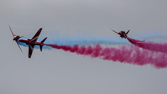 Red Arrows Cosford Airshow 19-6-2016 (Enda Burke) Tags: plane canon hawk aviation jet planes redarrows raf cosford royalairforce avgeek theredarrows canon7dmk2 cosfordairshow2016 cosford16