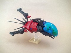 Z-42 (Sir If) Tags: fighter ship lego space alien scifi tentacle