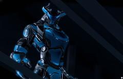 STALKER V.7PLUS (7PLUS DESiGN) Tags: robot character avatar sl secondlife fi sci mecha mech anthro 7plus