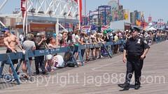 Coney Island Mermaid Parade 2016, New York City (jag9889) Tags: 2016coneyislandmermaidparade 20160618 art boardwalk brooklyn coneyisland cop festival finest firstresponder kingscounty lawenforcement mardigras mermaid ny nyc nypd newyork newyorkcity newyorkcitypolicedepartment officer outdoor parade police policedepartment policeofficer usa unitedstates unitedstatesofamerica jag9889