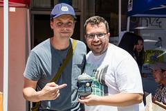 2016-07-09 - Uglycon 2016-34 (www.bazpics.com) Tags: california david giant robot us losangeles los unitedstates angeles uglydoll sawtelle uglydolls 2016 horvath uglycon