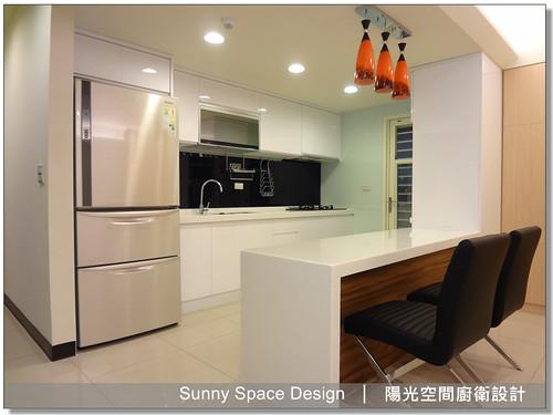 廚房設計-基隆樂利2街李小姐開放式廚具-陽光空間廚衛設計22