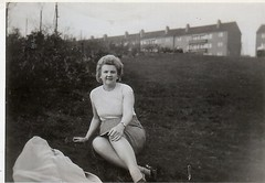 Image titled Agnes Frost, Cranhill park, 1965