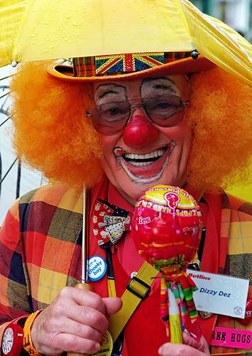 Clowns international - Dizzy Dez