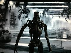 Terminator T 700 Endoskeleton (TheOsirus) Tags: movie t toys action figure fi terminator 700 salvation sci collector playmates endoskeleton