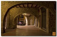 Besalú-Arches