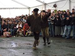 (iarantzabal) Tags: maskarada zuberoa hoki shouta maskarada2012