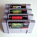 Four SNES cartridges (take two)