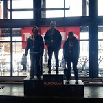 Top 3 overall women SL Panorama Miele Cup 3.4.2012