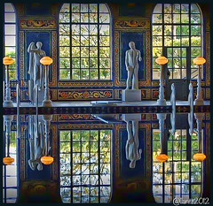 Hearst Castle-Indoor Pool (llantz) Tags: california castle galaxy williamrandolphhearst hearstcastle the thegalaxy mygearandme