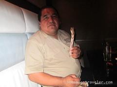 Albert with Sweetgrass (BohemianTraveler) Tags: usa washington spokane native indian ceremony american