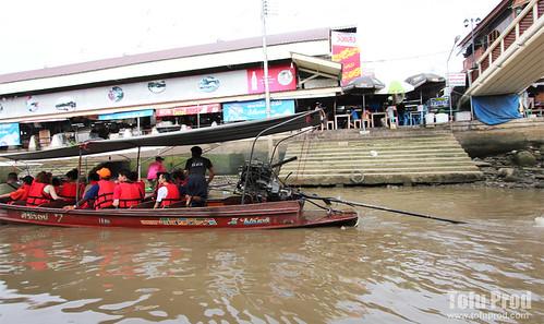 2012 Bangkok Thailand Trip 1 Day 7