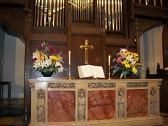American Church - Beautiful Altar